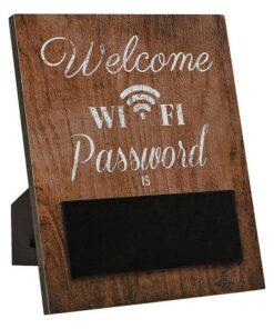 Placa Wifi Castanho 118225