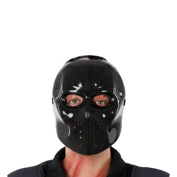 Máscara Halloween 117760 Preto