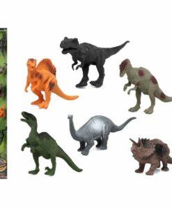 Conjunto Dinossauros 110241 (6 pcs)