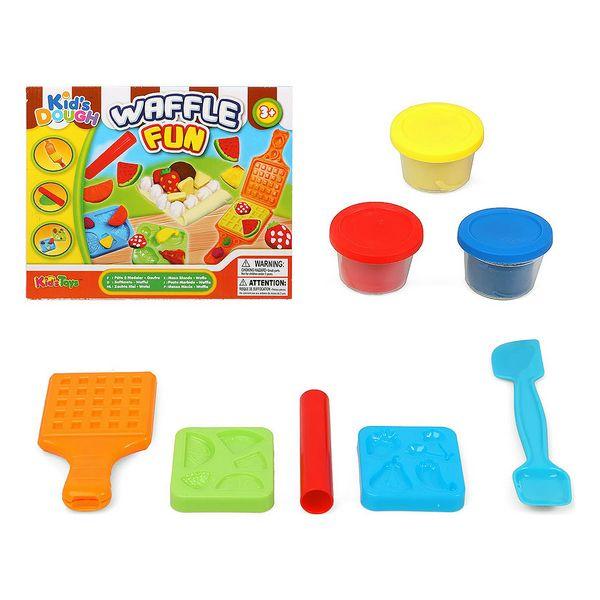 Jogo de Plasticina Waffle Fun 117493