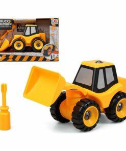 Escavadora Truck Assembled 119053 Amarelo