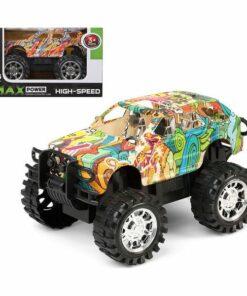 Carro 4x4 Big Wheel 119862