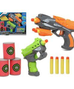Conjunto 2 Pistolas Lança-dardos 111551