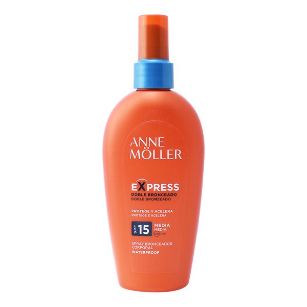 Spray Bronzeador Express Anne Möller Spf 15 (200 ml)