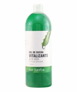 Gel de duche Vitalizante Aloe Vera Tot Herba (1000 ml)