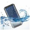 Capa Aquática Samsung Galaxy S8 KSIX Aqua Case Preto Transparente