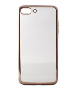 Capa para Telemóvel Iphone 7+/8+ Contact Flex Metal Ouro rosa