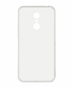 Capa para Telemóvel Xiaomi Redmi Note 5 KSIX Flex TPU Transparente