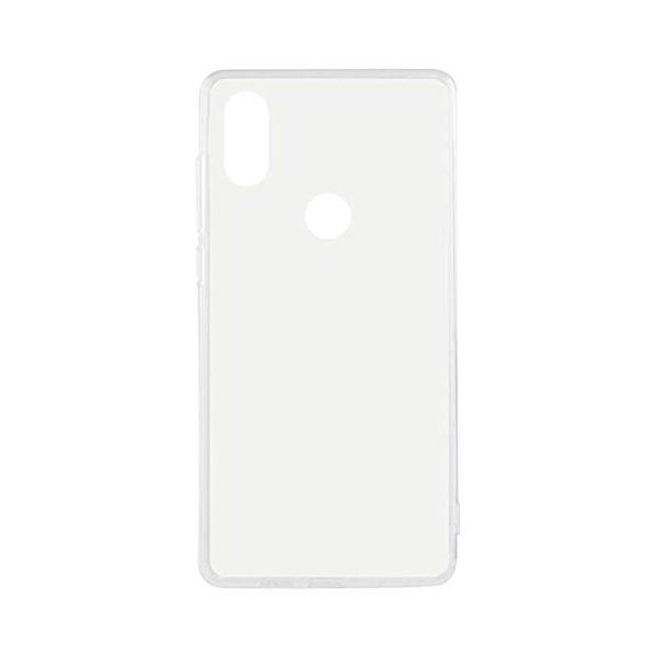 Capa para Telemóvel Xiaomi Mi A2 Lite KSIX Flex Transparente