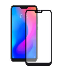 Protetor de vidro temperado para o telemóvel Xiaomi Mi A2 Lite KSIX Extreme 2.5D