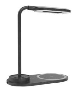 Lâmpada LED com Carregador sem Fios para Smartphones KSIX 5W-10W