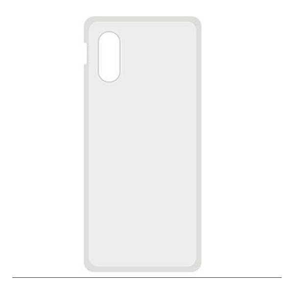 Capa para Telemóvel Iphone Xs Max Contact Flex TPU Transparente