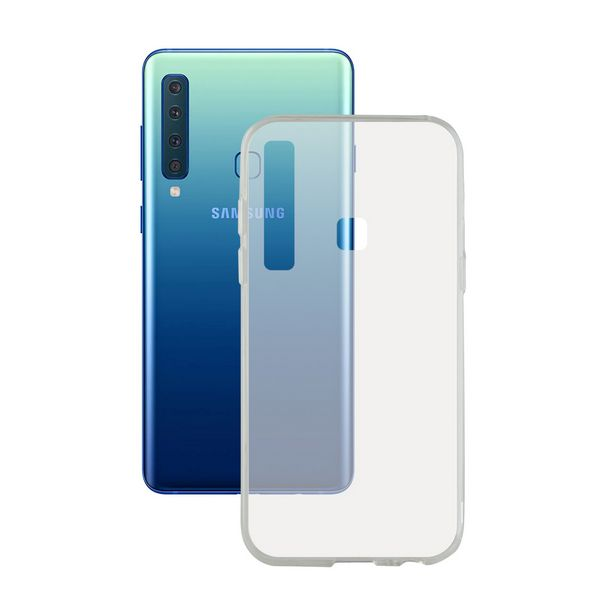Capa para Telemóvel Samsung Galaxy A9 2018 Flex TPU Transparente