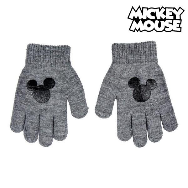 Gorro e Luvas Mickey Mouse 74317 Preto (2 Pcs)