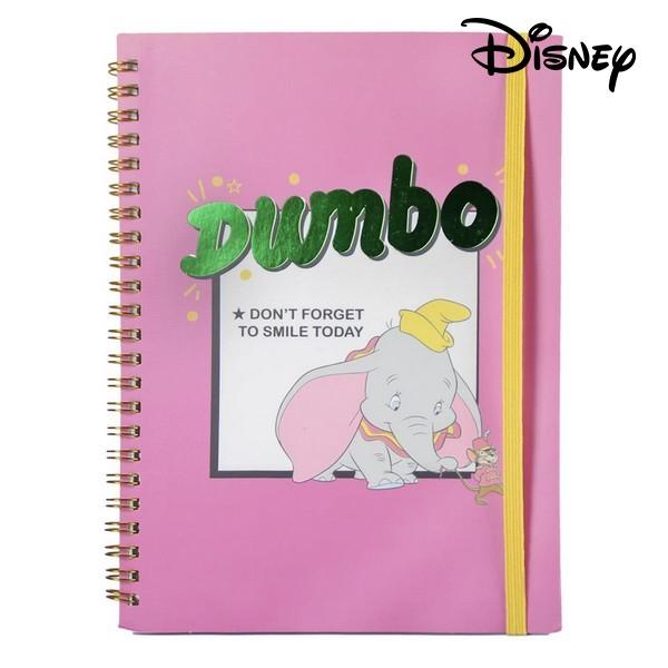 Caderno de Argolas Dumbo Disney