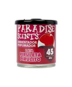 Ambientador Para Automóveis Paradise Scents Duplo Pirulito (100 gr)