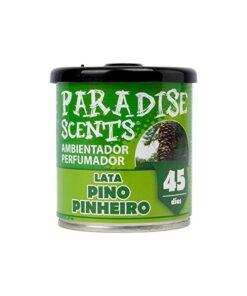 Ambientador Para Automóveis Paradise Scents Pinheiro (100 gr)