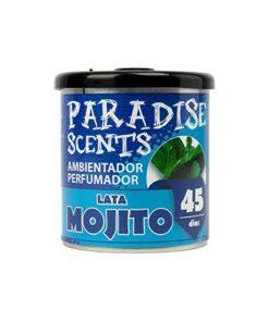 Ambientador Para Automóveis Paradise Scents Mojito (100 gr)