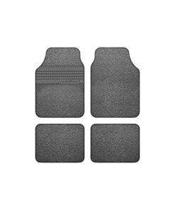 Conjunto de Tapetes de Carro Goodyear GOD9018 Universal Preto (4 pcs)