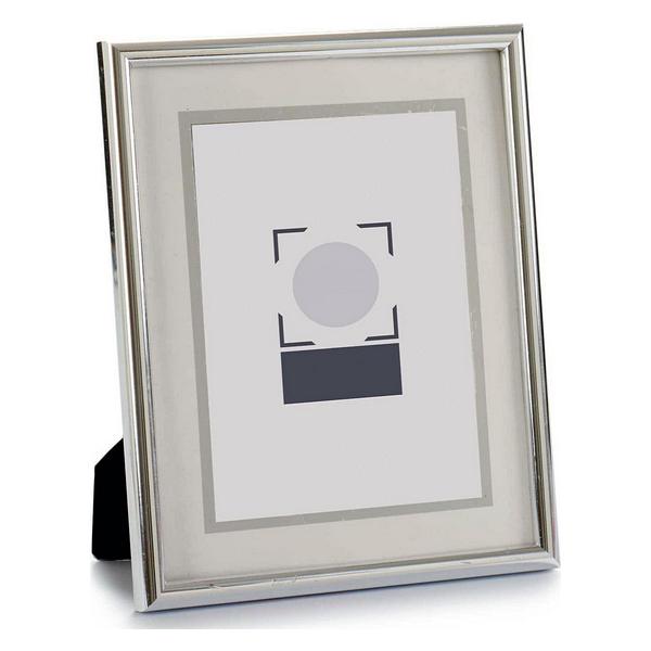 Moldura de Fotos Prata (1,5 x 25 x 20 cm) (13 x 18 cm)