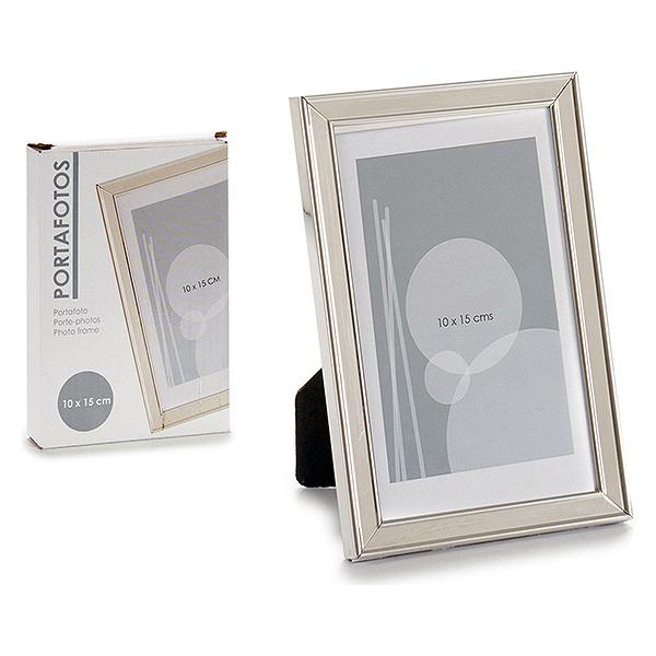 Moldura de Fotos Alumínio (10,5 x 15,5 x 1 cm) (10 x 15 cm)