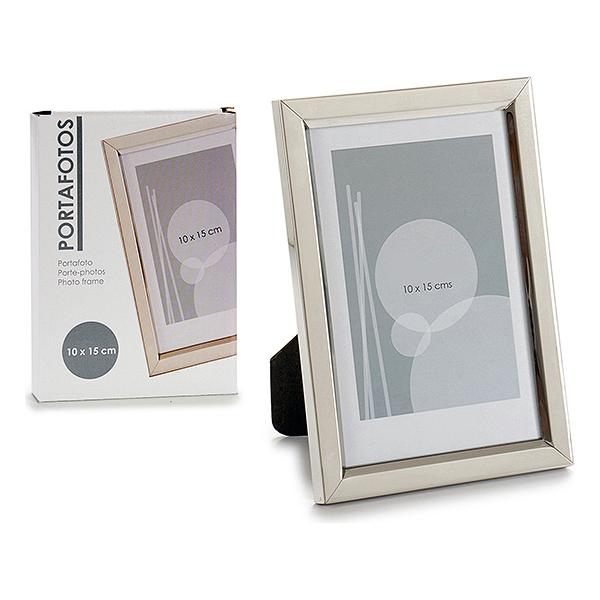 Moldura de Fotos Alumínio (12 x 17 x 1 cm) (10 x 15 cm)