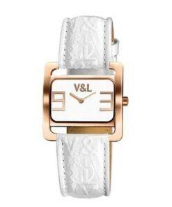 Relógio Feminino V&L VL048202 (37 mm)
