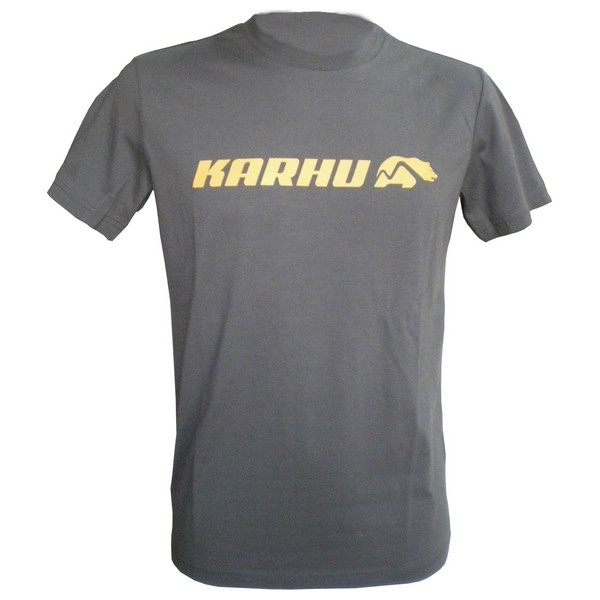 Camisola de Manga Curta Homem Karhu T-PROMO 2 Cinzento (Tamanho s)