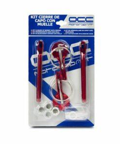 Fecho de tampa OCCRC001 Vermelho Molas