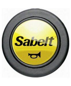 Centro do Volante Sabelt SBP011 Amarelo