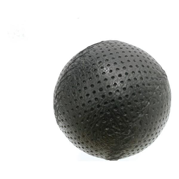 Botão de Alavanca de Câmbio OCCPOM002 Pele Curto Con Accionado