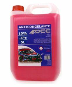 Anticongelante OCC3535 10% Cor de Rosa (5 L)