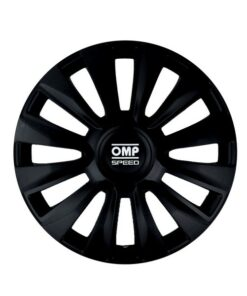 "Tapacubos OMP Magnum Speed Preto 13"" (4 uds)"