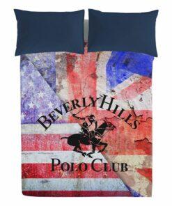 Conjunto de Lençóis Beverly Hills Polo Club Baltimore (Cama de 180)