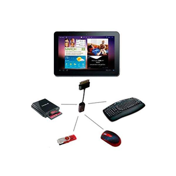 Cabo USB 30 pinos para Samsung Tab approx! AAOATI0383 APPC06 USB 2.0
