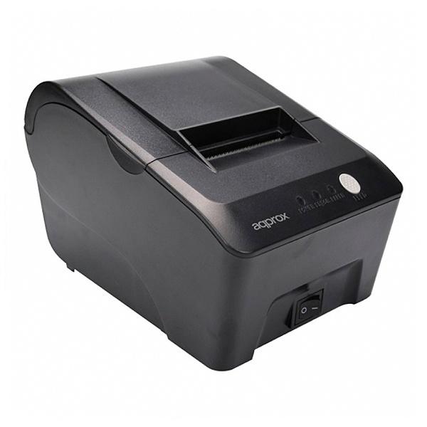 Impressora Térmica approx! appPOS58MU 203 dpi Preto