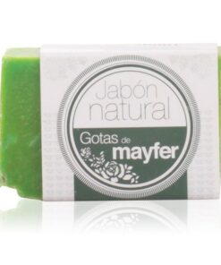 Pastilha de Sabonete Natural Gotas De Mayfer Mayfer (100 g)