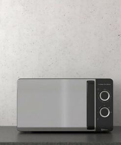 Microondas Cecotec ProClean 3040 Mirror 20 L 700W Preto