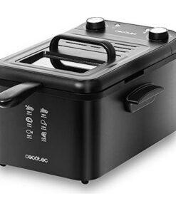 Fritadeira Cecotec CleanFry Infinity 3000 3 L 2400W Preto