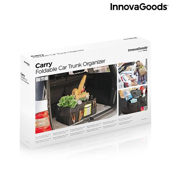 Organizador Dobrável para o Porta-Malas Carry InnovaGoods