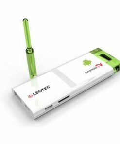 Adaptador Smart TV LEOTEC LEANDTV03 Wifi USB 2.0 4 GB 1GB RAM HDMI