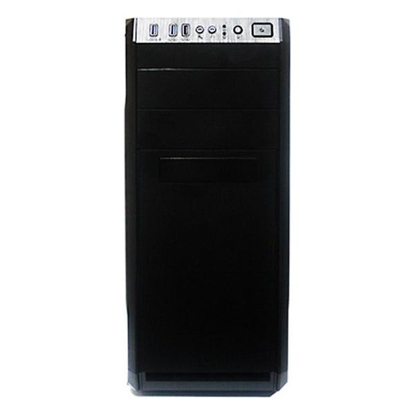 Caixa ATX CoolBox PCA-APC35B-1 USB 3.0 Preto
