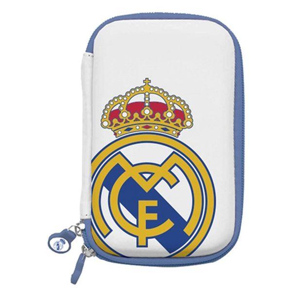 "Capa Disco Duro Real Madrid C.F. RMDDP001 3,5"""
