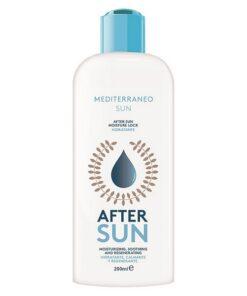 Loção Hidratante After Sun Mediterraneo Sun (200 ml)