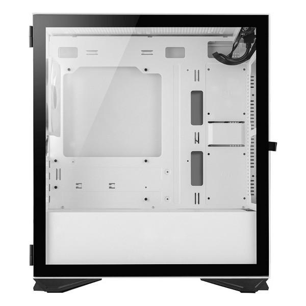 Caixa Minitorre Micro ATX / ITX NOX HUMMER ZERO USB 3.0 Branco