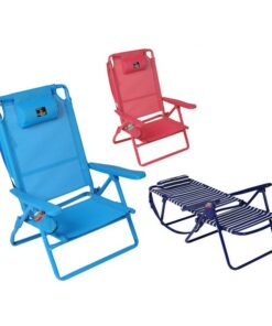 Cadeira de praia (130 x 63 x 81,5 cm)