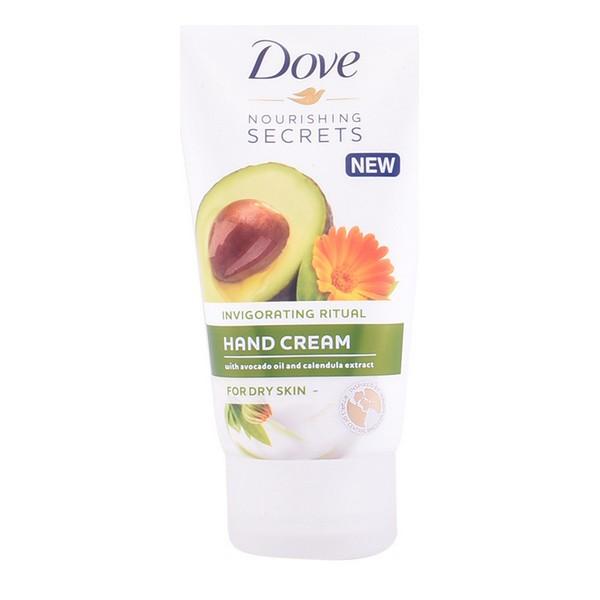 Creme de Mãos Aguacate Ritual Dove (75 ml)