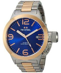 Relógio Masculino Tw Steel CB141 (45 mm)