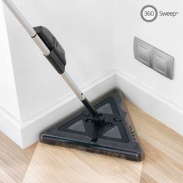 Esfregona Elétrica Triangular 360 Sweeper