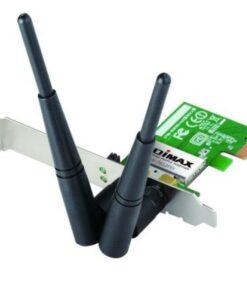 Adaptador USB Wifi Edimax EW-7612PIN 300N 2T2R 2 x 3 dBi PCI E